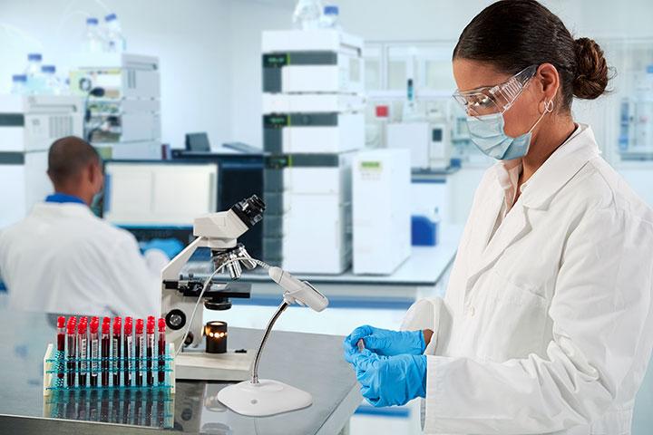 信頼できる実績のあるスキャン性能 ZEBRA CS6080HC 多機能型医療用スキャナ