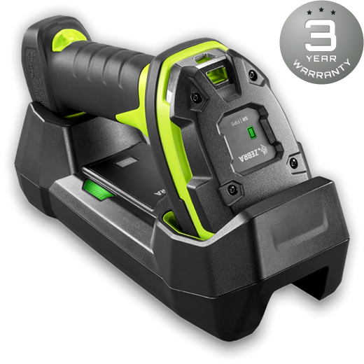 LI3678 Bluetooth搭載 超堅牢1Dイメージャ